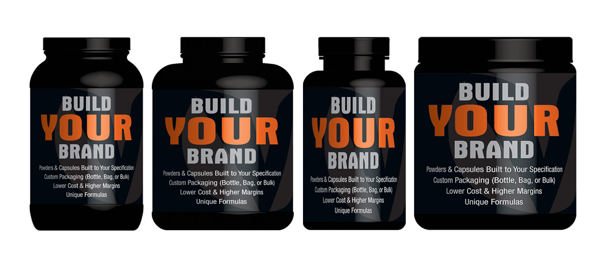 NuCare Nutrition, Sports Supplements Private Label Company